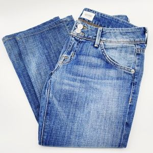 Hudson Straight Leg Jeans 26x29